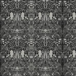 W M dark grey