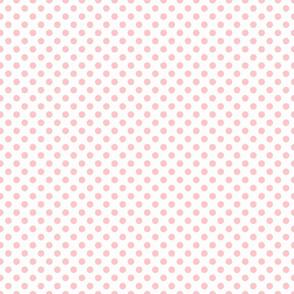 Roseate spoonbill light dot small