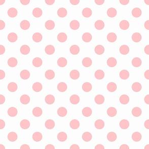 Roseate spoonbill light dot