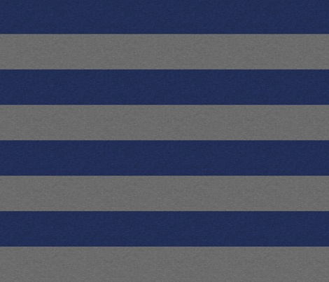 """2"""" Textured Stripe - Royal Blue And Grey fabric by sugarpinedesign on Spoonflower - custom fabric"""