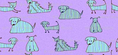 Good Blue doggies