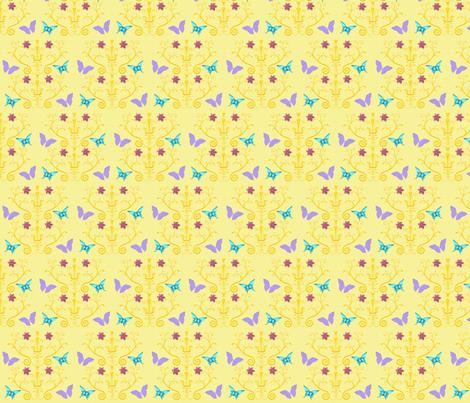 Origami-flat fabric by nessatabbycat on Spoonflower - custom fabric