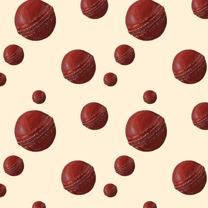 Another cricket ball