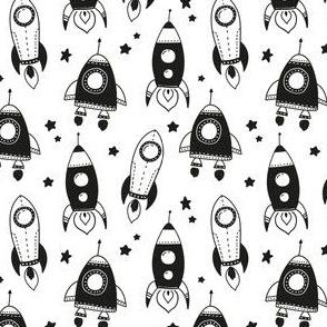 Space b&w