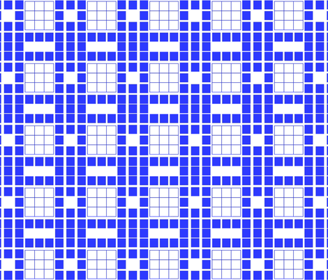 Squares-Squares-Design fabric by sdcurry on Spoonflower - custom fabric