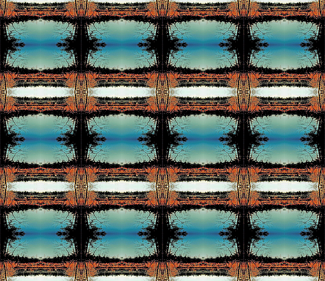 Autumn_Impressionist fabric by jacneed on Spoonflower - custom fabric