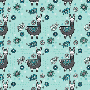 The Grey Llama