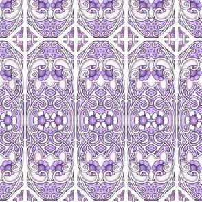 Lavender Nouveau on the Go
