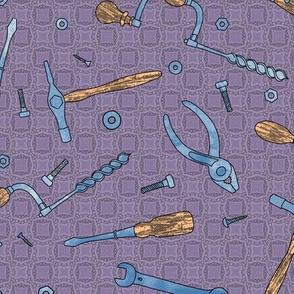 Tools - purple