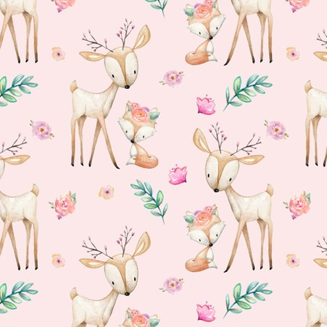 R00-deer-fox-flowers-fabric-pink-flowers-pink_shop_preview