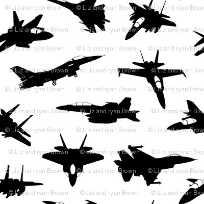 Fighter Jets // Small