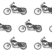 Grey Harleys // Large