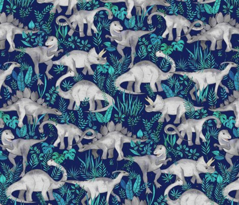 Rjungle-dinos-on-blue-purple-pattern-base-repositioned_shop_preview