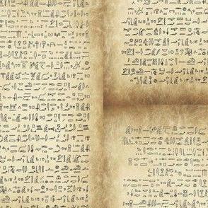 Egyptian Manuscript
