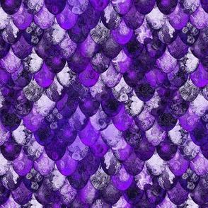 Michael: Eight / Purple, silver, black