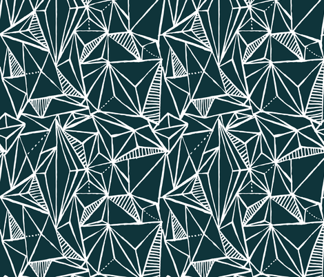 Origami Challenge - Final Image-01 fabric by statement_goods on Spoonflower - custom fabric