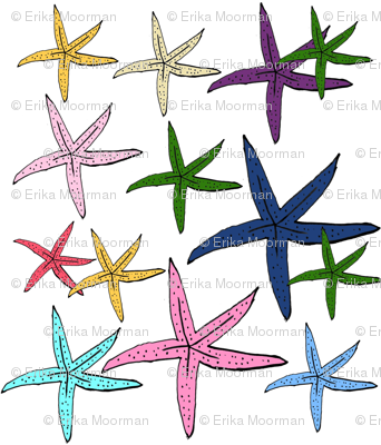 starfish tropics  - 368 SMALL