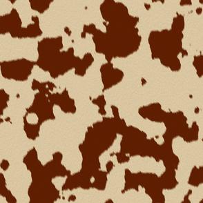Longhorn Cowhide Small Spots