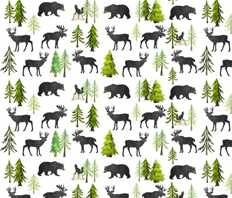 Rrrbear-moose-deer-black-lined-trees1216x3000-white_shop_preview