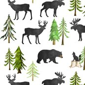 Rrrbear-moose-deer-black-lined-trees1216x3000-white_shop_thumb