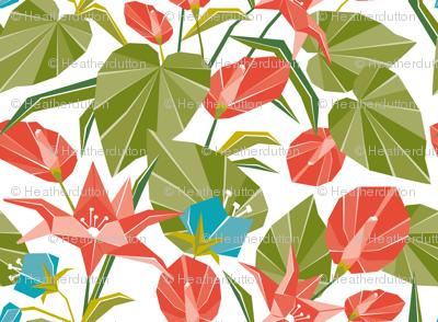 Origami Garden - Floral