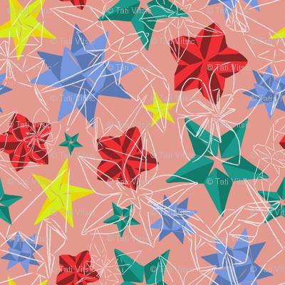 Origami Multicolor