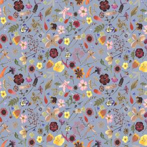 denim multiflowers sm