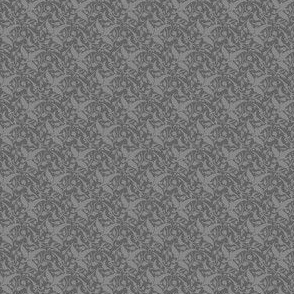 Damask Blender Med Gray Basic