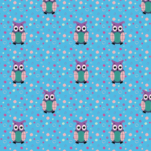 bitsy print owl and dots-01