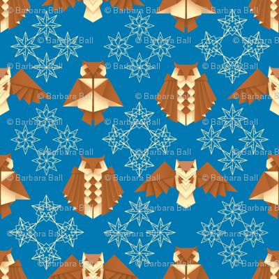 Origami Owls & Stars