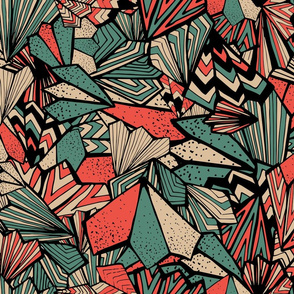 Paperfolds_Vintage Candy