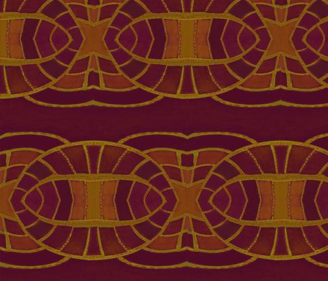 OM rr fabric by charles_o on Spoonflower - custom fabric