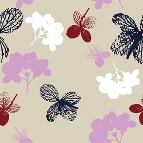 Orchid Hydrangea