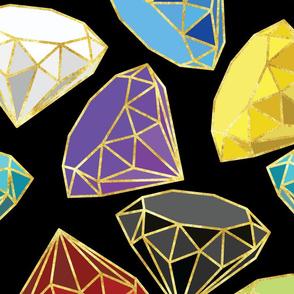 diamonds with gold on black-01-01-01