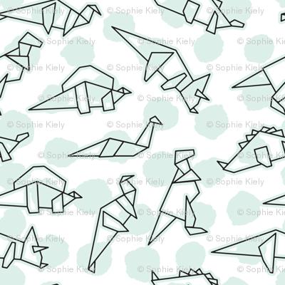 Paper Dinos