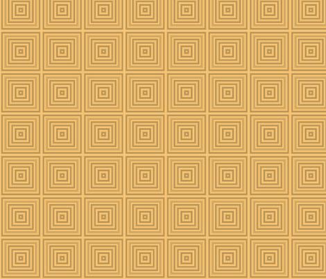 Sunshine Squares fabric by nettieandliz on Spoonflower - custom fabric
