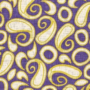ziya violet yellow
