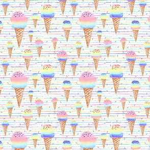 icecream stripes