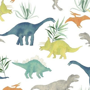 Custom Dinos with Leaves big