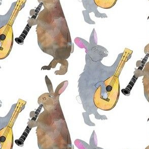 Rabbit Serenade