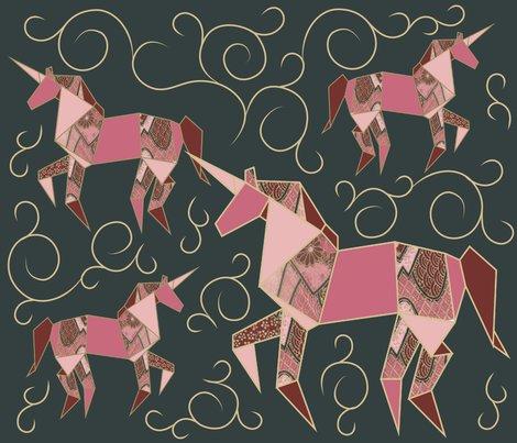 Rorigami_unicorn_pattern_darkjpg_shop_preview