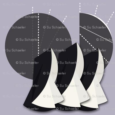 Rocking Nuns, Marching 3 x 3, by Su_G
