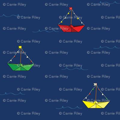 CDR Sailing Origami DB
