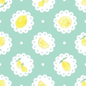 mint lemon doily-01