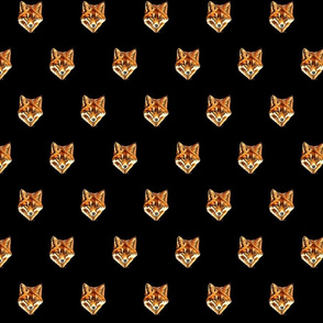 Little Foxes pattern