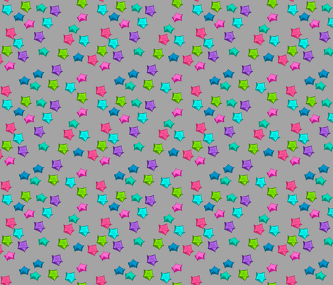 Twinkle fabric by jackalopefibers on Spoonflower - custom fabric