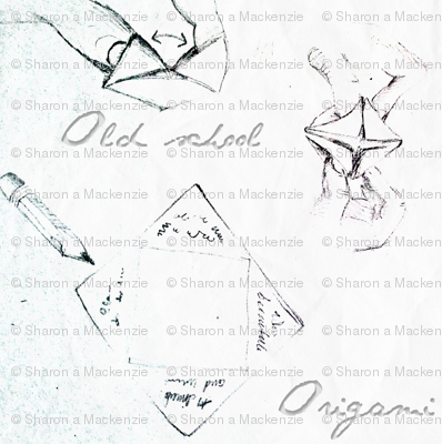 Old school Origami