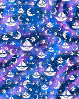 Sail Me to the Moon