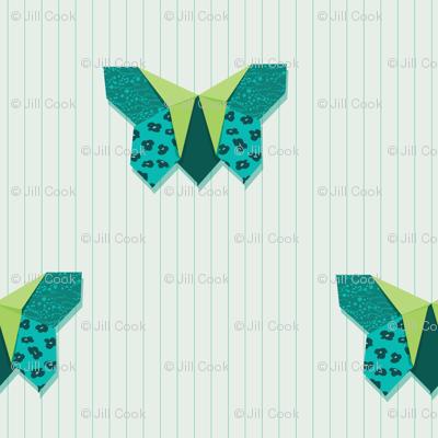 Butterfly Folds