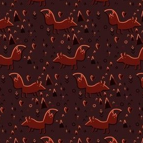 Tiniest Foxes